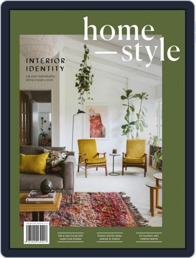 homestyle April 1st, 2018 Digital Back Issue Cover