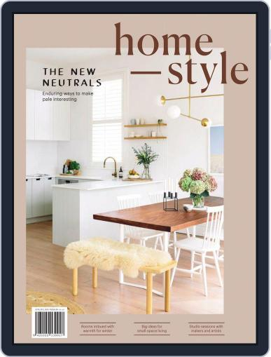 homestyle June 1st, 2018 Digital Back Issue Cover
