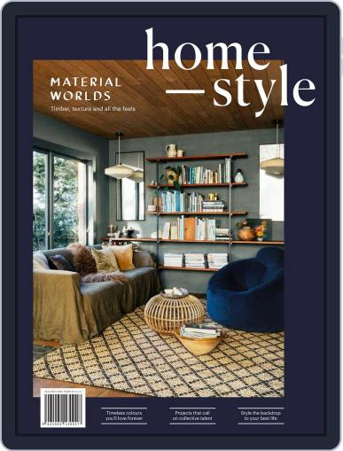 homestyle August 1st, 2018 Digital Back Issue Cover