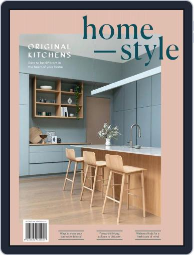 homestyle October 1st, 2018 Digital Back Issue Cover