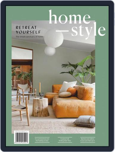 homestyle December 1st, 2018 Digital Back Issue Cover