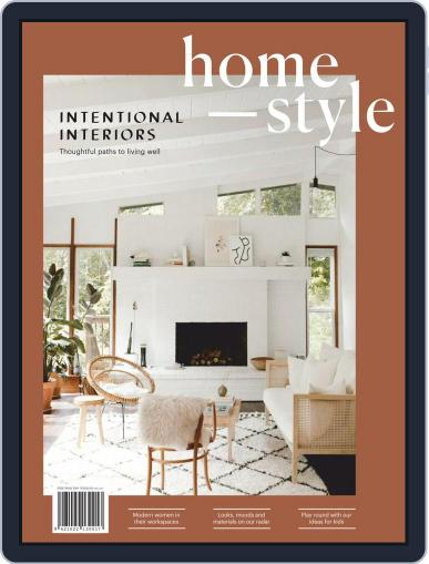 homestyle February 1st, 2019 Digital Back Issue Cover