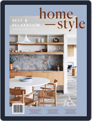 homestyle November 1st, 2019 Digital Back Issue Cover