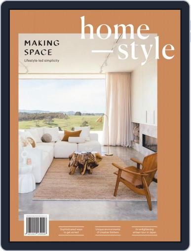 homestyle February 1st, 2020 Digital Back Issue Cover