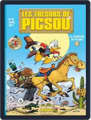 Les Trésors de Picsou (Digital) Subscription April 1st, 2017 Issue