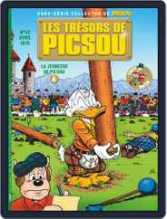 Les Trésors de Picsou (Digital) Subscription April 1st, 2018 Issue