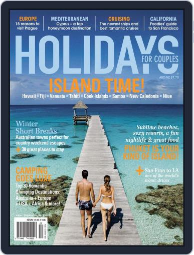 Holidays for Couples (Digital) June 14th, 2012 Issue Cover