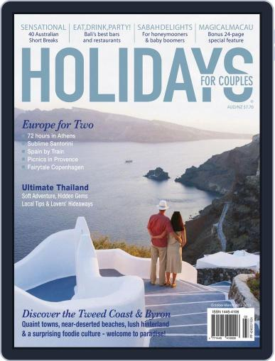 Holidays for Couples (Digital) December 12th, 2012 Issue Cover