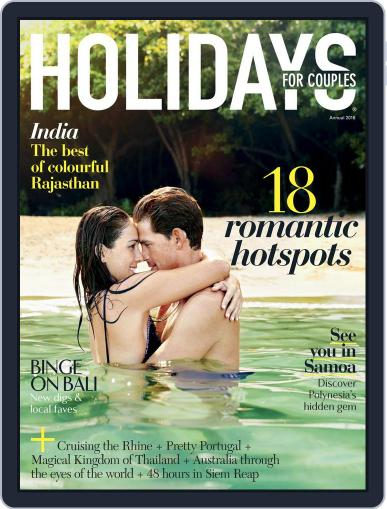 Holidays for Couples (Digital) March 13th, 2018 Issue Cover