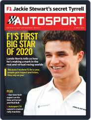 Autosport (Digital) Subscription April 9th, 2020 Issue