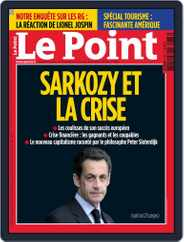 Le Point (Digital) Subscription October 16th, 2008 Issue