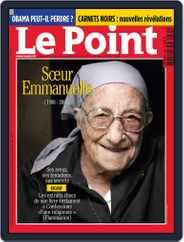 Le Point (Digital) Subscription October 22nd, 2008 Issue