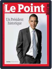 Le Point (Digital) Subscription November 5th, 2008 Issue