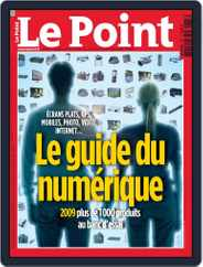 Le Point (Digital) Subscription November 12th, 2008 Issue