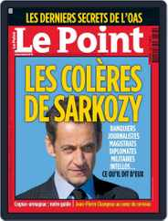 Le Point (Digital) Subscription November 19th, 2008 Issue