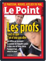 Le Point (Digital) Subscription December 3rd, 2008 Issue