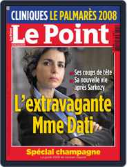 Le Point (Digital) Subscription December 10th, 2008 Issue