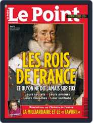 Le Point (Digital) Subscription December 17th, 2008 Issue
