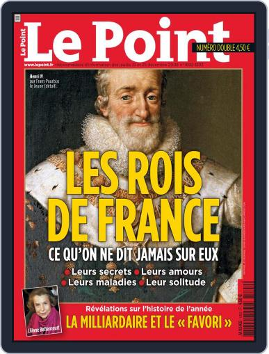 Le Point (Digital) December 17th, 2008 Issue Cover