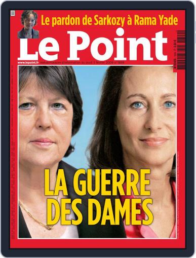 Le Point February 4th, 2009 Digital Back Issue Cover