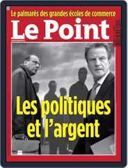 Le Point (Digital) Subscription February 11th, 2009 Issue