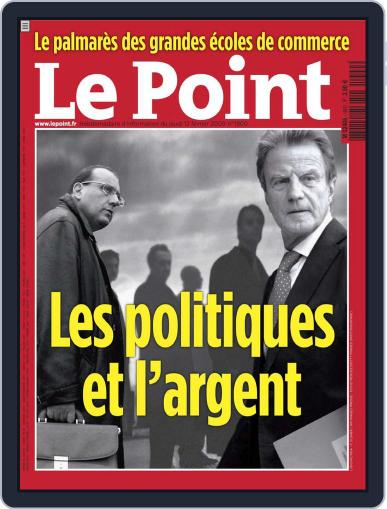 Le Point February 11th, 2009 Digital Back Issue Cover