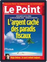Le Point (Digital) Subscription February 25th, 2009 Issue