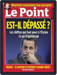 Le Point (Digital) Subscription March 4th, 2009 Issue