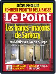 Le Point (Digital) Subscription March 10th, 2009 Issue