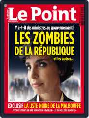 Le Point (Digital) Subscription March 18th, 2009 Issue