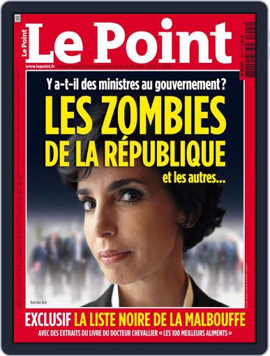 Le Point (Digital) March 18th, 2009 Issue Cover