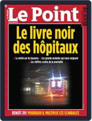 Le Point (Digital) Subscription March 25th, 2009 Issue