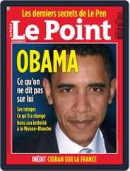 Le Point (Digital) Subscription April 1st, 2009 Issue