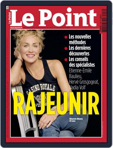 Le Point (Digital) April 8th, 2009 Issue Cover
