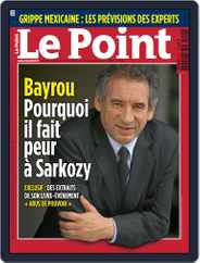 Le Point (Digital) Subscription May 5th, 2009 Issue