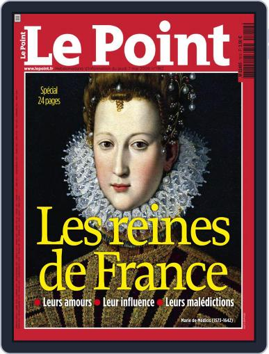 Le Point (Digital) May 7th, 2009 Issue Cover