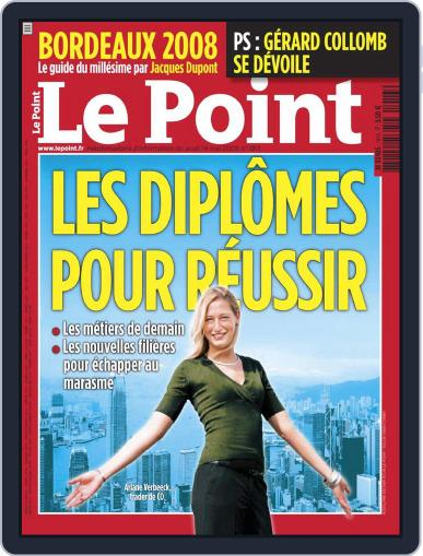 Le Point (Digital) May 13th, 2009 Issue Cover