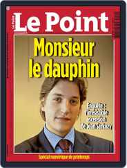 Le Point (Digital) Subscription May 20th, 2009 Issue