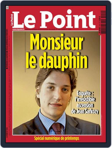 Le Point (Digital) May 20th, 2009 Issue Cover