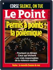 Le Point (Digital) Subscription May 27th, 2009 Issue