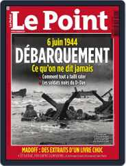 Le Point (Digital) Subscription June 3rd, 2009 Issue
