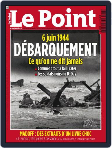 Le Point (Digital) June 3rd, 2009 Issue Cover