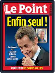 Le Point (Digital) Subscription June 11th, 2009 Issue