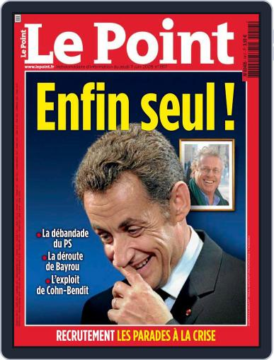 Le Point (Digital) June 11th, 2009 Issue Cover