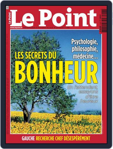 Le Point (Digital) June 17th, 2009 Issue Cover