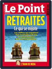 Le Point (Digital) Subscription June 24th, 2009 Issue
