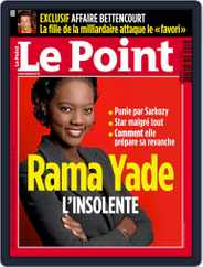 Le Point (Digital) Subscription July 15th, 2009 Issue