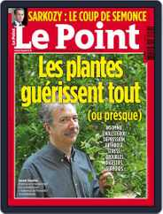 Le Point (Digital) Subscription July 29th, 2009 Issue