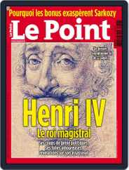 Le Point (Digital) Subscription August 12th, 2009 Issue