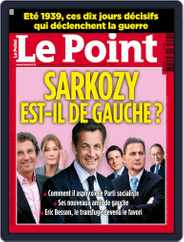 Le Point (Digital) Subscription August 19th, 2009 Issue